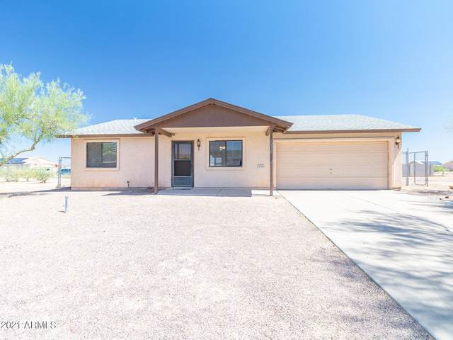 10528 W Mission Drive, Arizona City, AZ 85123 (MLS #6235202) :: The Dobbins Team