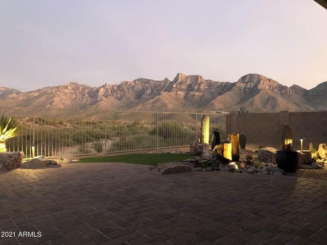 11656 N Silverwood Drive, Oro Valley, AZ 85737 (MLS #6235213) :: Elite Home Advisors