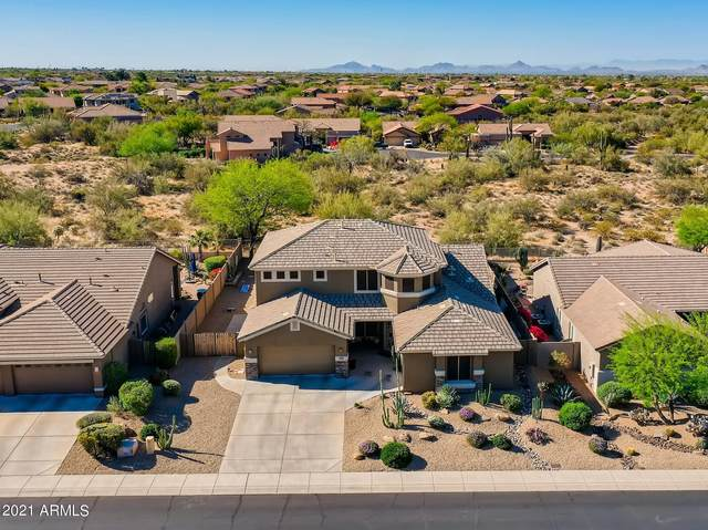 5329 E Thunder Hawk Road, Cave Creek, AZ 85331 (MLS #6235219) :: The Luna Team