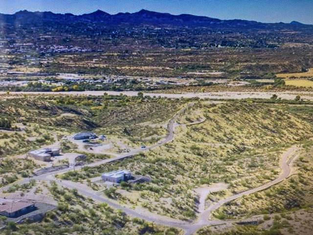 10 AC Jack Burden Road, Wickenburg, AZ 85390 (MLS #6235220) :: Yost Realty Group at RE/MAX Casa Grande