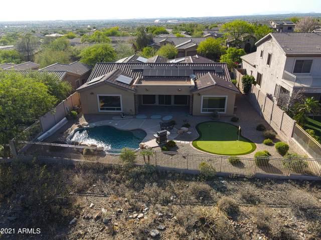 10787 E Palm Ridge Drive, Scottsdale, AZ 85255 (MLS #6235221) :: My Home Group
