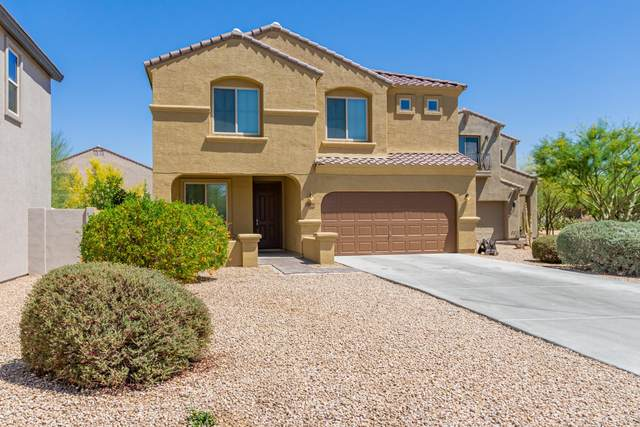 33114 N 40TH Place, Cave Creek, AZ 85331 (MLS #6235226) :: The Dobbins Team