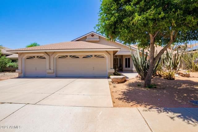 23608 N 45th Avenue, Glendale, AZ 85310 (#6235240) :: Long Realty Company