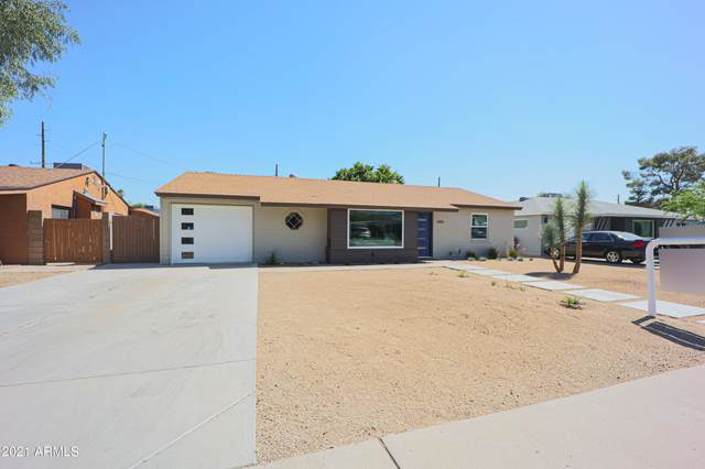 1143 E Palo Verde Drive, Phoenix, AZ 85014 (MLS #6235244) :: Arizona 1 Real Estate Team