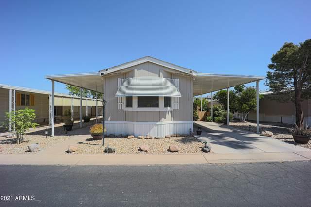 10955 N 79th Avenue #162, Peoria, AZ 85345 (MLS #6235246) :: Yost Realty Group at RE/MAX Casa Grande