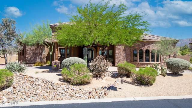 9816 E Winter Sun Drive, Scottsdale, AZ 85262 (MLS #6235248) :: Zolin Group