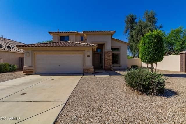 3243 E Canyon Creek Drive, Gilbert, AZ 85295 (MLS #6235261) :: Executive Realty Advisors
