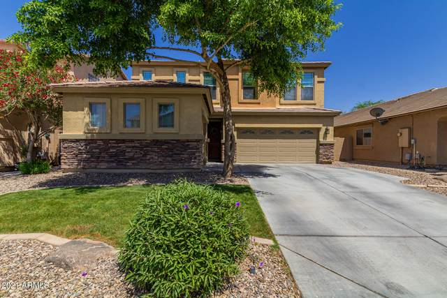 3815 S 99TH Drive, Tolleson, AZ 85353 (MLS #6235267) :: The Luna Team