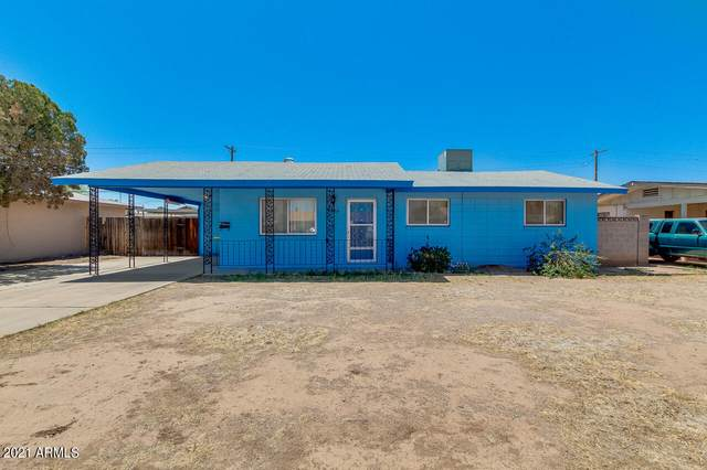 2117 W 2ND Street, Mesa, AZ 85201 (MLS #6235273) :: Arizona 1 Real Estate Team