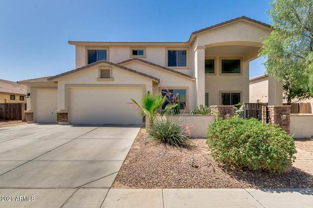 43241 W Bailey Drive, Maricopa, AZ 85138 (MLS #6235287) :: Yost Realty Group at RE/MAX Casa Grande