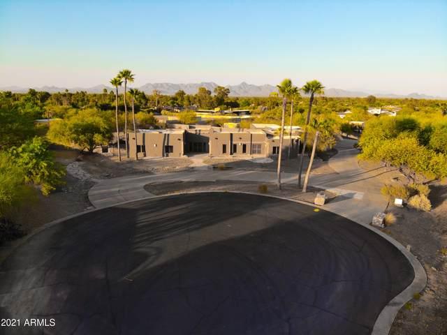 4844 E Tomahawk Trail, Paradise Valley, AZ 85253 (MLS #6235315) :: Synergy Real Estate Partners