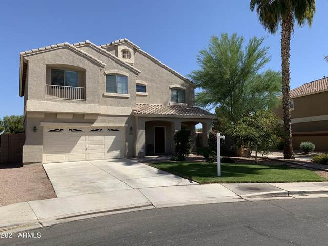 1228 E Macaw Drive, Gilbert, AZ 85297 (MLS #6235321) :: The Garcia Group