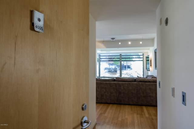 7137 E Rancho Vista Drive #4005, Scottsdale, AZ 85251 (MLS #6235327) :: My Home Group