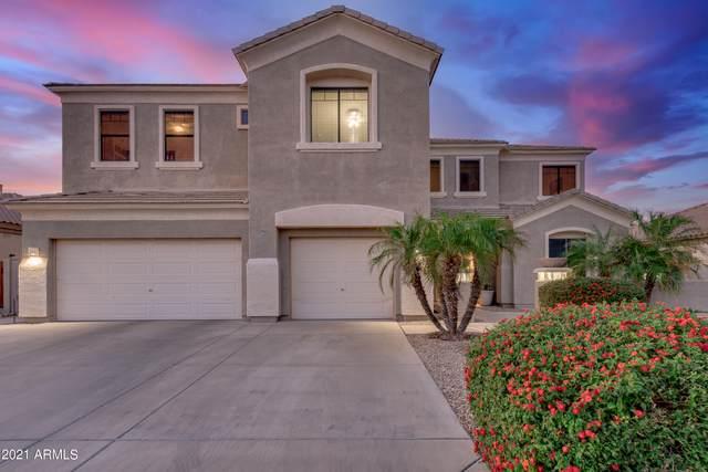 3080 E Canyon Creek Drive, Gilbert, AZ 85295 (MLS #6235356) :: Executive Realty Advisors