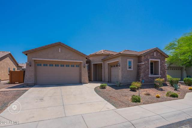 25961 W Sierra Pinta Drive, Buckeye, AZ 85396 (MLS #6235369) :: Yost Realty Group at RE/MAX Casa Grande
