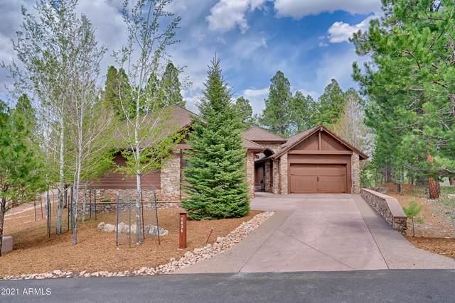 1636 E Morgan Run Drive, Flagstaff, AZ 86005 (MLS #6235394) :: Yost Realty Group at RE/MAX Casa Grande