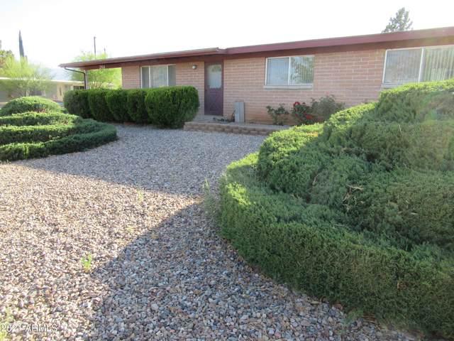 264 Pine Tree Drive, Sierra Vista, AZ 85635 (MLS #6235426) :: Midland Real Estate Alliance