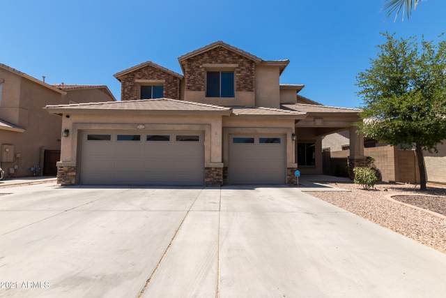 6820 N 72ND Drive, Glendale, AZ 85303 (MLS #6235428) :: Yost Realty Group at RE/MAX Casa Grande
