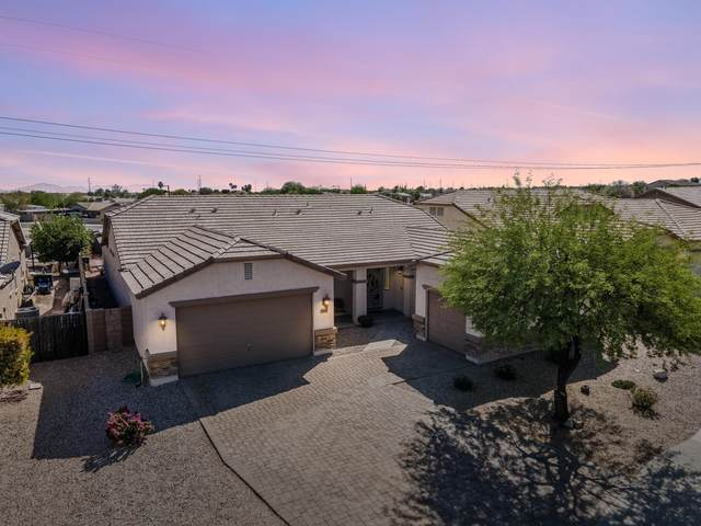 22777 W Hopi Street, Buckeye, AZ 85326 (MLS #6235458) :: Yost Realty Group at RE/MAX Casa Grande