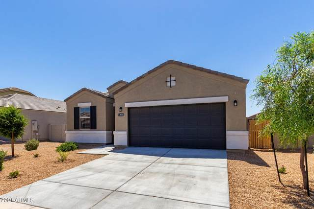 2413 E San Gabriel Trail, Casa Grande, AZ 85194 (MLS #6235462) :: Arizona 1 Real Estate Team