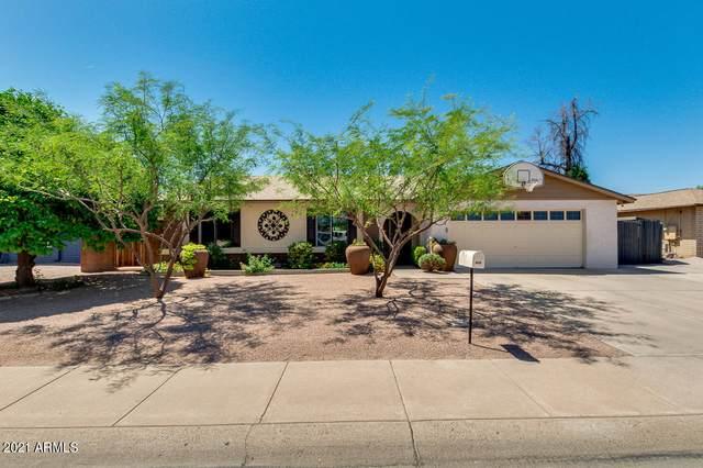 915 W Barrow Drive, Chandler, AZ 85225 (MLS #6235473) :: Yost Realty Group at RE/MAX Casa Grande