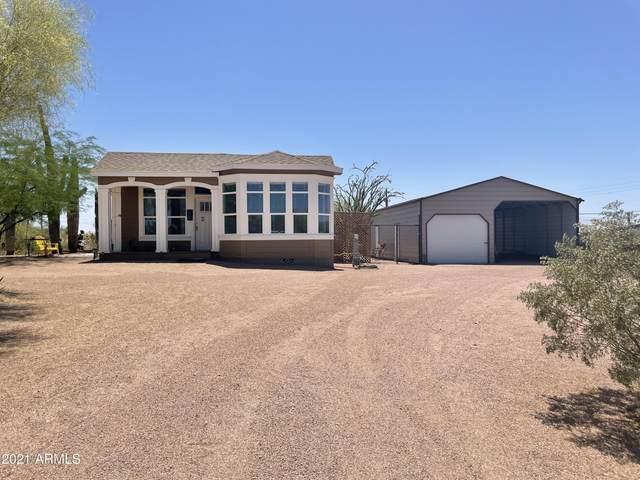 2471 E Superstition Boulevard, Apache Junction, AZ 85119 (MLS #6235474) :: Zolin Group
