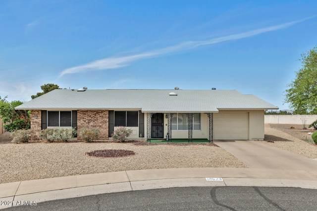 10629 W Aztec Drive, Sun City, AZ 85373 (MLS #6235478) :: Sheli Stoddart Team | M.A.Z. Realty Professionals