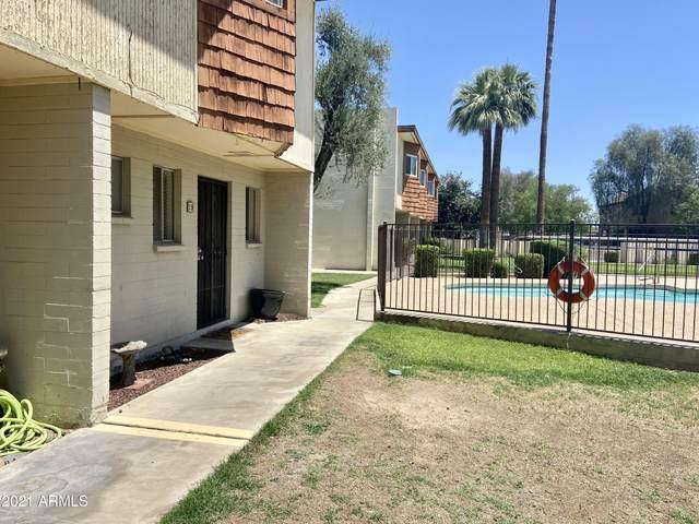 6030 N 15TH Street #19, Phoenix, AZ 85014 (MLS #6235486) :: Howe Realty