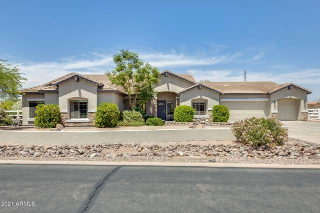9392 W Golddust Drive, Queen Creek, AZ 85142 (MLS #6235487) :: Yost Realty Group at RE/MAX Casa Grande