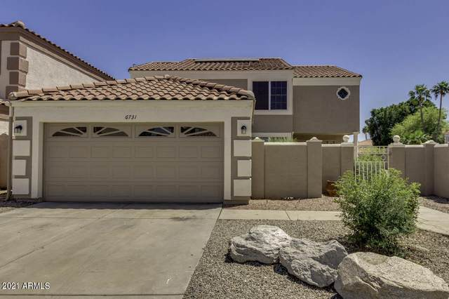 6731 W Kimberly Way, Glendale, AZ 85308 (MLS #6235514) :: Long Realty West Valley