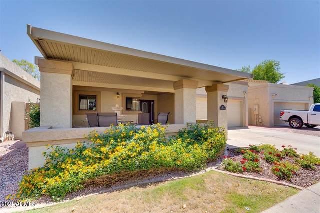 2322 S Rogers #28, Mesa, AZ 85202 (MLS #6235551) :: Yost Realty Group at RE/MAX Casa Grande