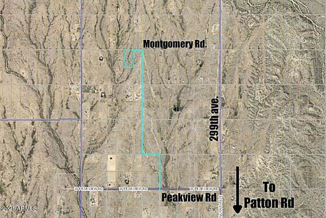 30419 W Montgomery Road, Wittmann, AZ 85361 (MLS #6235553) :: The Carin Nguyen Team