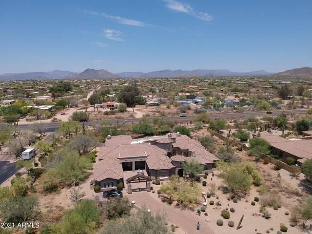 6800 E Blue Sky Drive, Scottsdale, AZ 85266 (MLS #6235559) :: The Property Partners at eXp Realty