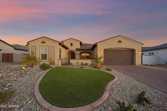 3567 E Hazeltine Way, Queen Creek, AZ 85142 (MLS #6235583) :: The Newman Team