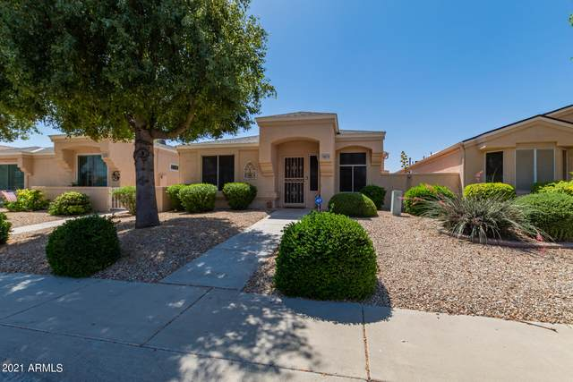 18634 N 136TH Drive, Sun City West, AZ 85375 (MLS #6235586) :: Long Realty West Valley