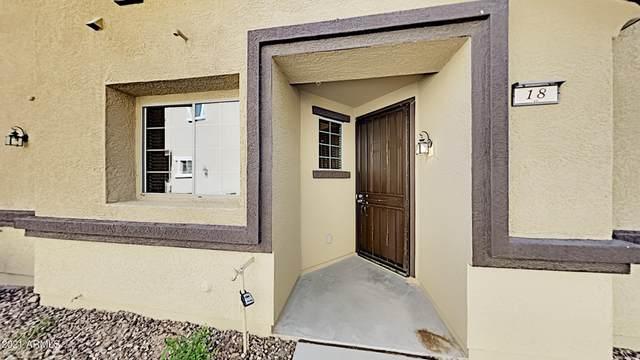 1250 S Rialto Street #18, Mesa, AZ 85209 (MLS #6235590) :: Midland Real Estate Alliance