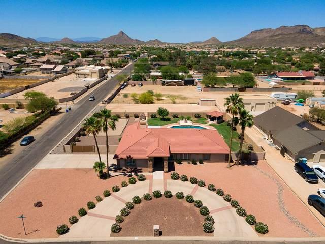 5236 W Saguaro Park Lane, Glendale, AZ 85310 (#6235603) :: Long Realty Company