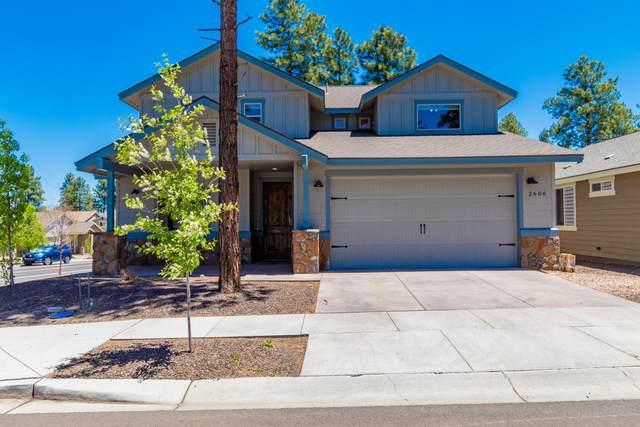 2606 W Josselyn Drive, Flagstaff, AZ 86001 (MLS #6235614) :: Nate Martinez Team