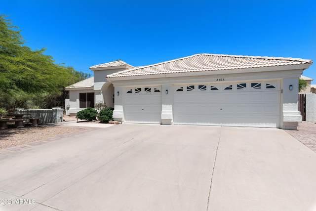 24831 N 56TH Drive, Glendale, AZ 85310 (#6235618) :: Long Realty Company