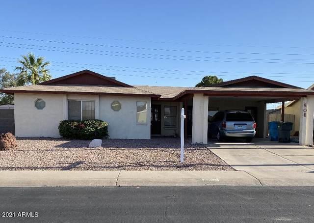 906 W St John Road, Phoenix, AZ 85023 (#6235619) :: Long Realty Company