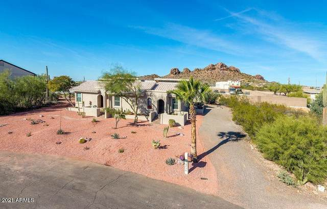 10456 E La Palma Avenue, Gold Canyon, AZ 85118 (MLS #6235624) :: Arizona Home Group