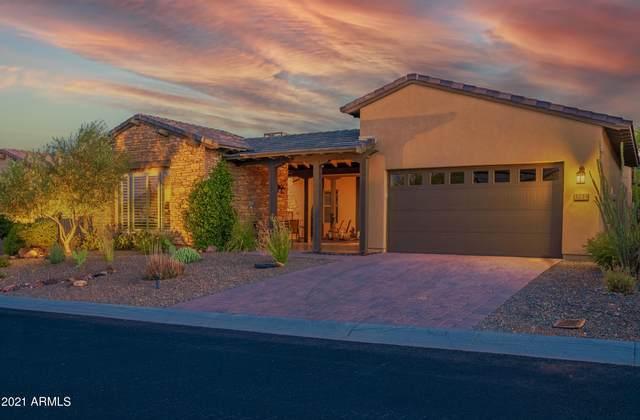 3235 Rising Sun Ridge, Wickenburg, AZ 85390 (MLS #6235631) :: The Laughton Team