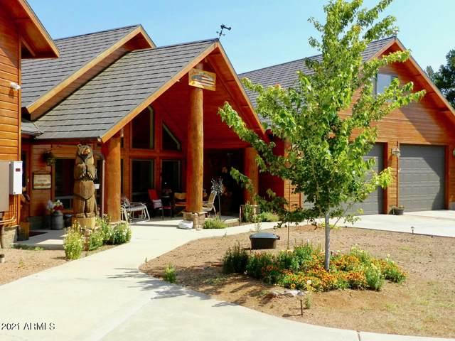 2792 Cougar Lane, Overgaard, AZ 85933 (MLS #6235666) :: Arizona Home Group