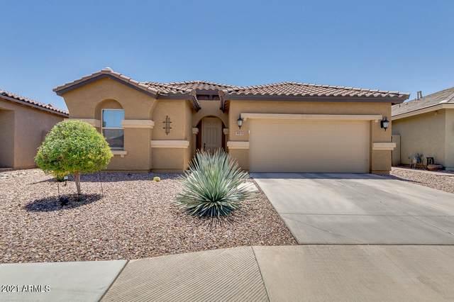 573 E Castle Rock Road, San Tan Valley, AZ 85143 (MLS #6235675) :: Yost Realty Group at RE/MAX Casa Grande
