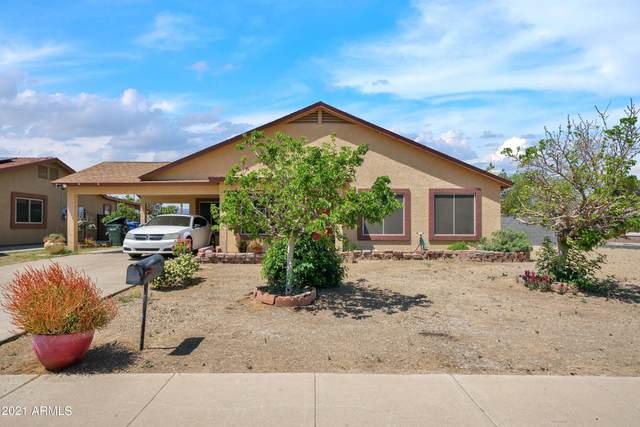 14830 N 22ND Street, Phoenix, AZ 85022 (MLS #6235682) :: Yost Realty Group at RE/MAX Casa Grande