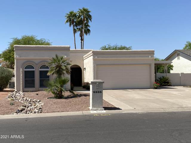 9335 E Sun Lakes Boulevard N, Sun Lakes, AZ 85248 (MLS #6235687) :: Midland Real Estate Alliance