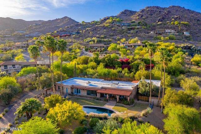 4628 E Crystal Lane, Paradise Valley, AZ 85253 (MLS #6235690) :: Arizona Home Group
