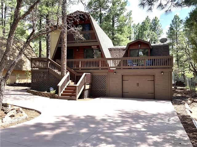 1285 E Bobcat Drive, Munds Park, AZ 86017 (#6235697) :: Long Realty Company