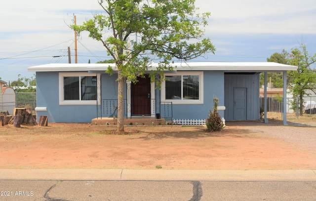 51 Steffen Street, Sierra Vista, AZ 85635 (MLS #6235702) :: Conway Real Estate