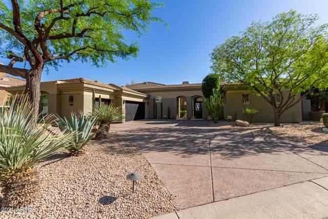 11047 E Mirasol Circle, Scottsdale, AZ 85255 (MLS #6235705) :: My Home Group